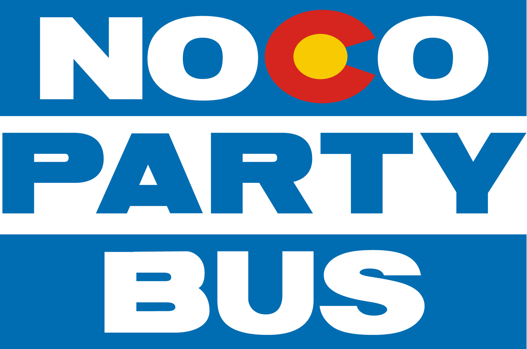 NOCO Party Bus Logo